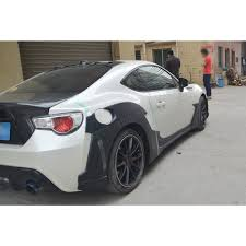 subaru brz body kit car style frp auto car body styling kit body kit for toyota gt86