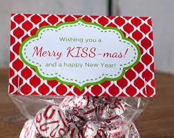 instant merry treat bag toppers