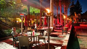 Restaurant Patio Dining Restaurants Los Angeles Ca Red Pacific Palms Resort