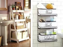 Baskets For Bathroom Storage Bathroom Storage Baskets And The Basket Wicker
