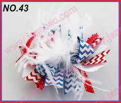 fourth of july hair bows compare prices on patriotic hair bows online shopping buy low
