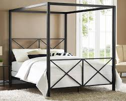 bedroom iron bed frames king iron platform bed white metal bed