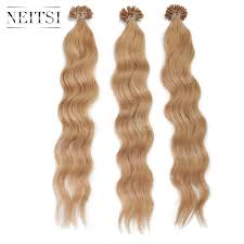 Hair Extensions U Tip by U Tip Wavy Human Hair Extensions Hairs Picture Gallery
