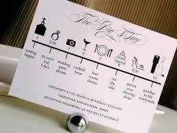 cool wedding programs wedding program ideas wedding invitation sle