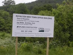 Us Dept Of Agriculture Rural Development Royalton Municipal Building Royalton Vt Royalton Vt