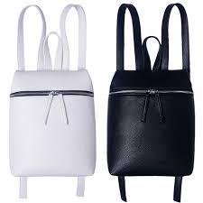 designer rucksack damen 2017 neue mode einfachen designer kleinen rucksack frauen weiß und