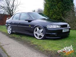 opel modified opel vectra st motoburg