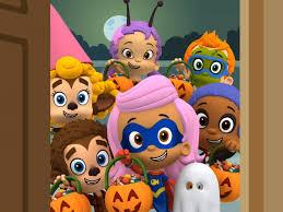 halloween halloween bubble guppiesostume party gamebubble game
