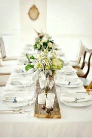 modern thanksgiving table settings ideas vintage and shabby chic