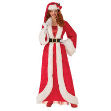 mrs claus costumes womens mrs claus costume buycostumes