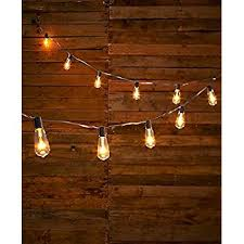 string light company edison vintage 48 ft string