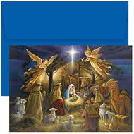 religious photo cards holy family cards