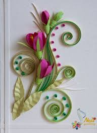 quilling is one of the easiest crafts to learn and is a beautiful