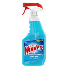 clear choice window cleaning windex 23 fl oz original glass cleaner 679598 the home depot