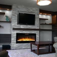 Muskoka Electric Fireplace 42 Electric Fireplace Insert Inch Wall Mounted Muskoka Caesar