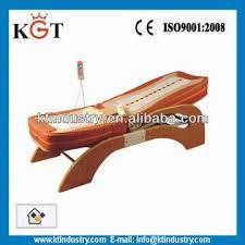 Roller Massage Table by Far Infrared Thermal Jade Roller Massage Bed Kgt 0054b Global