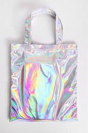 holographic bags bag holographic bag holographic tote bag wheretoget