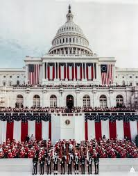 Presidents Of The United States Inauguration At The U S Capitol Architect Of The Capitol