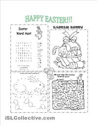 easter activities for preschoolers printables u2013 happy easter 2017