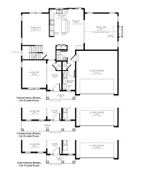 Massey Hall Floor Plan by Single Family Homes U2013 Ponds Of Odessa Benchmark Builders