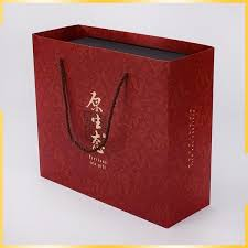 personalized large paper gift bags with handles in bulk