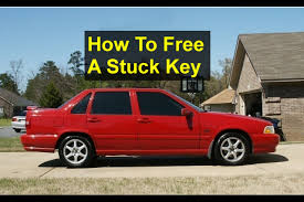 key stuck in ignition volvo s70 v70 850 auto repair series