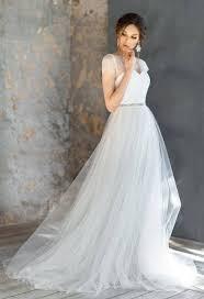 exclusive wedding dresses floreana tulle exclusive unique wedding dress dot bridal