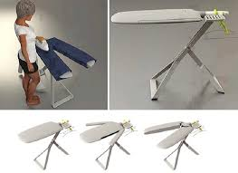 EBoard A Very Useful Ironing Board DesignRulz - Ironing table designs