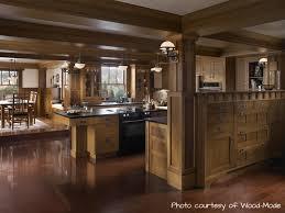 kitchen craft design knotty alder kitchen cabinets in natural