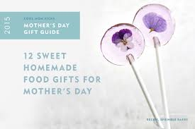 mothers day food gifts 12 sweet s day food gifts 2015 gift guide