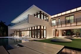 architectures modern unique house designs single story plans