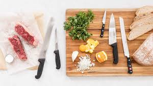kitchen cutting knives types of kitchen knives