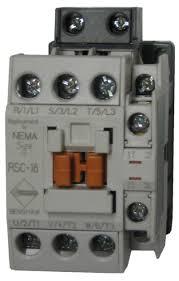 benshaw rsc 18 6ac120 contactor