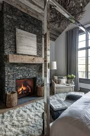 Ski Lodge Interior Design Mountain Contemporary Homes Interior Design Architecture Floor