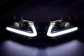led fog light kit drive bright fusion mondeo led daytime running light kit led