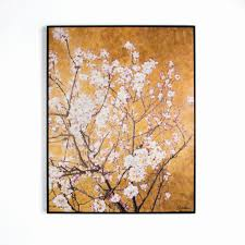 canvas wall art framed canvas prints art prints oriental blossom hand painted framed canvas