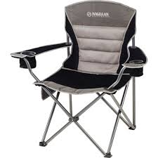 Academy Sports Chairs Magellan Outdoors Ultra Comfort Padded Mesh Chair Red Patio