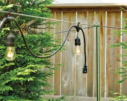 how to hang lights on stucco how to hang string lights how to decorate