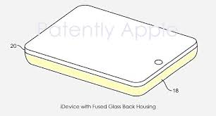 Glass Back by While Apple U0027s Patent For An Iphone With A Glass Back Is Fulfilled