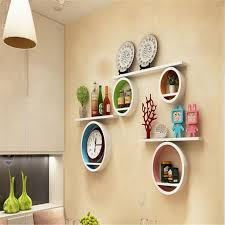 Best Floating Shelves Ideas Images On Pinterest Floating - Wall hanging shelves design