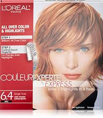golden apricot hair color amazon com l oréal paris couleur experte hair color hair