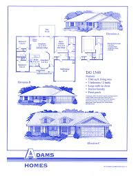 Homes For Sale With Floor Plans Whisper Creek Adams Homes