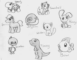 anime drawings of animals how to draw anime bears stepstep anime