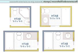 Images About Bathroom Dimensions On Pinterest Design Layout - Small bathroom layout designs