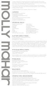 Sample Resume For Photographer Photography Resume Resume For Your Job Application