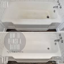 Bathtub Paint Peeling Diy Bathtub Refinishing