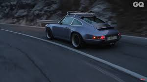 This Singer 911 Features All Wheel Drive And A Roof Rack The Drive