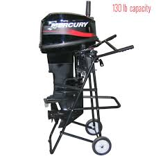 steel outboard motor carts 85 130 and 315 lb capacities