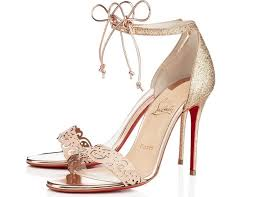wedding shoes ankle wedding ankle heels chagne wedding shoes from
