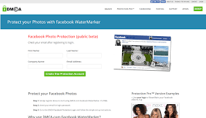 Dmca by Dmca Com Facebook Watermarker Protect Your Facebook Images